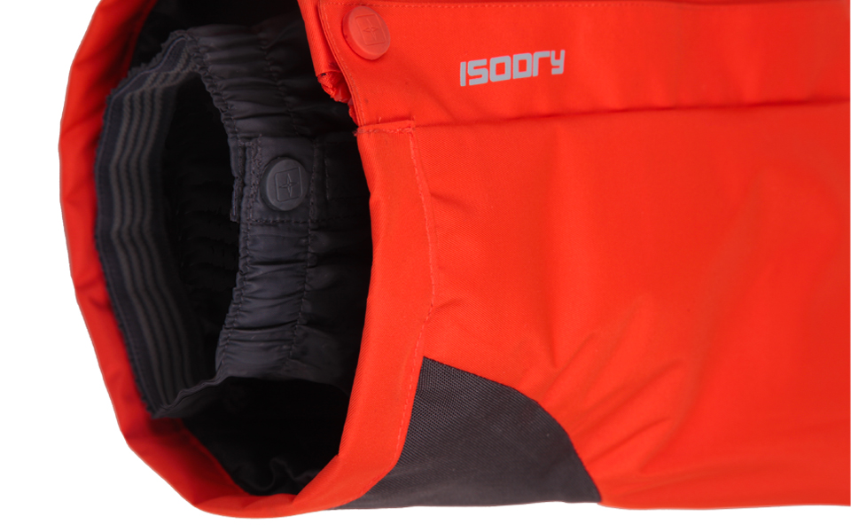 Integrated Snow Gaiters