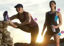 Spring Into Action – SS15 Women's Active Range