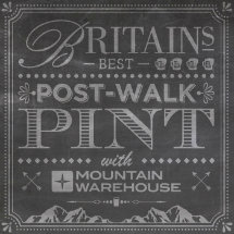 Mountain Warehouse Presents: Pub Awards 2015!