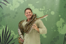Win The Chance To Meet Steve Backshall!