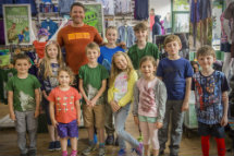 Meet and Greet with Steve Backshall