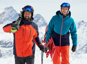 First Ski Trip: Skiing Tips For the Mountain: Skier and Snowboarder