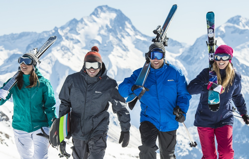 How To Choose A Ski Jacket Expert Advice
